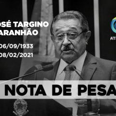 Atricon lamenta morte de senador paraibano