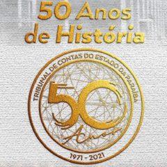 Tribunal de Contas da Paraíba celebra 50 anos de instalação