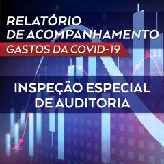 Relatório do TCE-PB: Estado e municípios receberam R$ 1,9 bilhão do governo federal e gastaram R$ 988,6 milhões no combate à pandemia