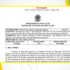 Atricon e IRB reivindicam direito financeiro como disciplina obrigatória e MEC atende pleito
