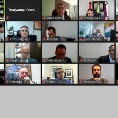 CNPTC realiza 2ª reunião ordinária de 2021